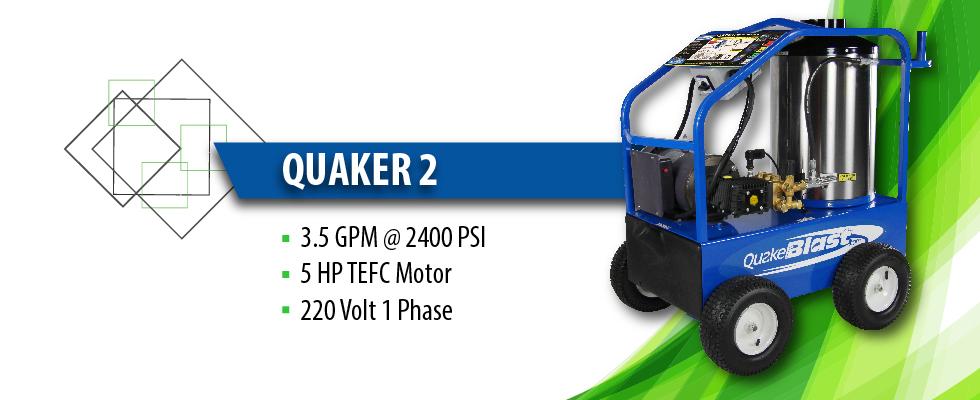 Quake Blast